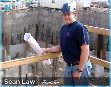 Sean Law - Founder of Creekside Fire Protection Ltd.